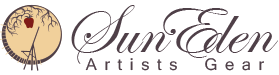 Sun Eden Artist Gear Logo